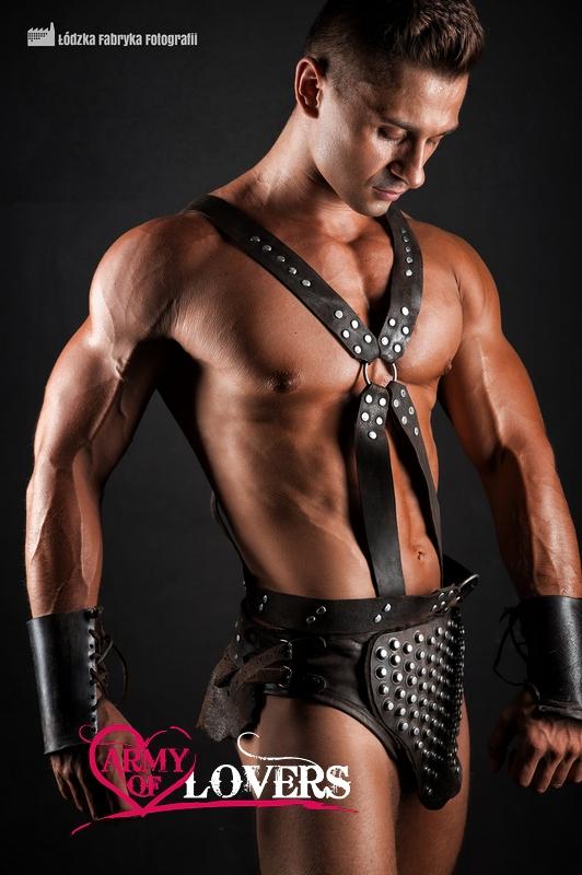 Striptizer na wieczór panieński Army of Lovers Galeria